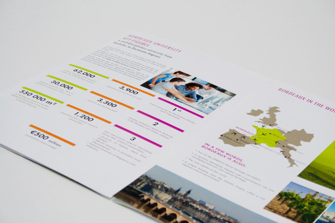 Bordeaux University Brochure