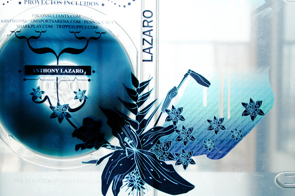 Orazal DVD Packaging
